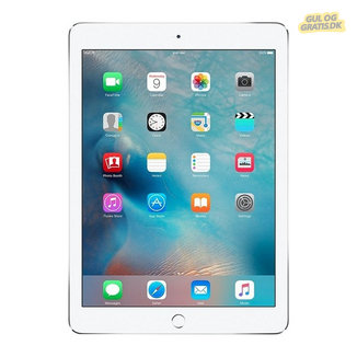 Apple iPad Air 2 16GB WiFi (Sølv) - Grade B, billede 1